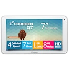 Codegen Q7 Quad Core 1GB 8GB TABLET PC
