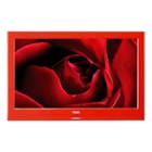 Vestel Color 22FA5100K 56 Ekran Led Tv KIRMIZI