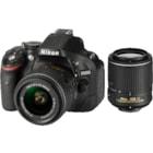 NIKON D5200 18-55 mm VR II Lens Dijital SLR Fotoğraf Makinesi