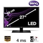 """BenQ EW2740L 27"""" 4ms (Analog+HDMI+MHL-HDMI) Full HD Led Monitör"""