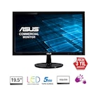 "19.5"" Asus VS207T-P  5ms (Analog+DVI-D) Led Monitör"