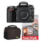 Nikon D750 body + Hafıza Kartı + Çanta