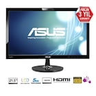 "Asus VK228H 21.5"" 5ms (Analog+Dvi+HDMI) Full HD LED Monitör"
