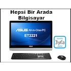 ASUS ET2221IUKH-B073M İ5-4460 4G 1T 21.5' All-In-One 3YIL GARANTİ