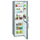 LIEBHERR CUef 2811 A++ SmartFrost 263 LT. INOX Buzdolabı