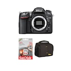 Nikon D7100 Body + Hafıza Kartı + Çanta