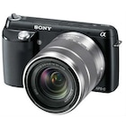 Sony NEX-C3K + 18-55mm Lens Gümüş