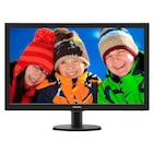 "Philips 27"" 273V5LHAB 1ms HDMI,DVI-D,MM,Siyah LED"