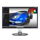 """PHILIPS 288P6LJEB/00-28"""" LED DVI/HDMI/HML/DP/SPK-4K Ultra HD LED"""
