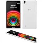 LG K220 X Power Cep Telefonu Siyah & Beyaz