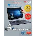 Hometech Wİ101 Z3735F İntel Quad Core 2 in 1 Tablet Pc Bilgisayar