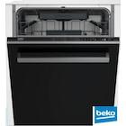 Beko BMA 8310 SC 8 Programlı Ankastre Bulaşık Makinası
