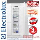 Electrolux EUN2244AOW Ankastre Derin Dondurucu
