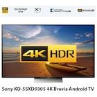 Sony KD-55XD9305 4K Bravia Android TV