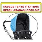Tripper Cippy Bebek Arabası Tentesi (Tek Tente Fiyatıdır)