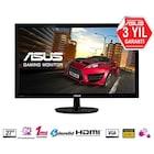"LCD ASUS VS278H 27"" 1MS/D-SUB/HDMI LED MONİTÖR"