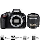 Nikon D3200 18-55mm VR II Lens DSLR Fotoğraf Makinesi