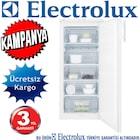electrolux euf1900aow çekmeceli derin dondurucu