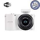 Samsung NX1000 + 20-50mm Lens Aynasız Fotoğraf Makinası