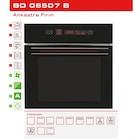 Ankastre Fırın BO 06507 B
