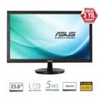 "ASUS VS247NR 23.6"" LED 5ms Vesa VGA/DVI Monitör"