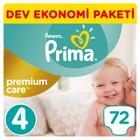 Prima Premium Care Maxi Dev Ekonomi 72 adet