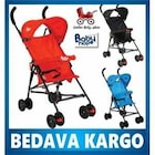 Babyhope Sc-107 Hafif Baston Puset Bebek Arabası