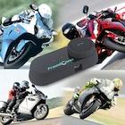 FreedConn T-COM VB Bluetooth Su Geçirmez Motosiklet Kask Kulaklı