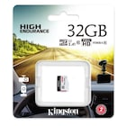 Kingston High Endurance SDCE/32GB 32 GB MicroSDHC Class 10 UHS-I Hafıza Kartı