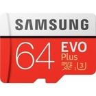 Samsung EVO Plus microSDXC Kart 100 MB/s (SD Adaptör) 64 GB MB-M