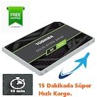 "TOSHIBA OCZ 240GB SSD 555-540MB/sn SATA3 2.5"" SSD TR200-SAT3-240G"