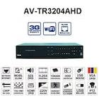güvenlik kayıt cihazları avenir av-tr3204ahd 32 kanal 2x6tb hdd