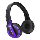 pioneer hdj-500 r headset dj kulaklık