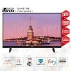 vestel 49 ub 8300 124 ekran 4 k uydulu smart tv