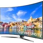 samsung 49ku7500 49 uhd uydu smart curved led tv teşhir ürünüdür