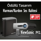 VIEWSONIC M1 LED Taşınabilir Projeksiyon Cihazı