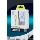 Auris Micro Usb Android Hızlı Şarj Aleti 2.1A