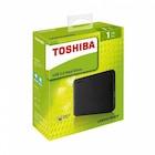 """Toshiba Canvio Basic 1TB 2.5"""" Siyah HDTB410EK3AA"""