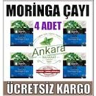 4 Kutu Moringa Çayı - Moringa Tea - Orjinal Barkodlu - NURS