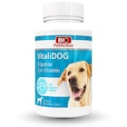 bio pet vitalidog köpek vitamini 150 tablet