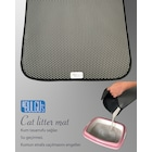 Bulgu's Cat Litter Mat - Standart Boy