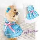bandana köpek elbisesi - by kemique - köpek kıyafeti
