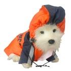 eastland köpek elbisesi yağmurluk