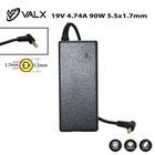 valx la-19057 19v 4.74a 90w notebook adaptör - 00082