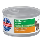 Science Plan Hills Chicken Kitten 85Gr Konserve