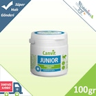 canvit junior yavru köpekler için köpek vitamini - 100 gr