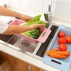 Uzayıp Kısalabilen Lavabo Mutfak Ayarlı Süzgeç 7 Renk