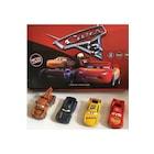 Şimşek Mcqueen Mater Oyuncak Arabalar 4'lü Set