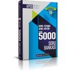PEGEM KPSS 2020 Genel Yetenek Genel Kültür Efsane 5000 Soru Bank.