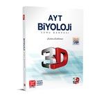 3D Yayınları AYT Biyoloji Soru Bankası